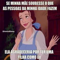 Instagram media ironicadisney - Pois é