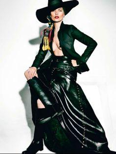 Kate Moss by Mario Testino for Vogue Paris April 2013