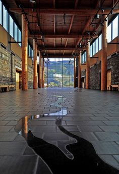 Columbia Gorge Discovery Center wedding venue