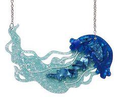 NEW ERSTWILDER - OCEAN VIBES II. jelly neck 0907