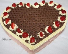 Jahodová torta s bublinkami Tiramisu, Cake, Ethnic Recipes, Desserts, Cakes, Friendship, Easter Activities, Birthday, Tailgate Desserts