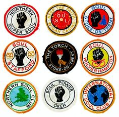 NORTHERN SOUL my man has all these..... Misspent youth x