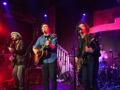 The Wild Feathers in NYC