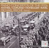 Piano Concertos of the 1920s [CD]