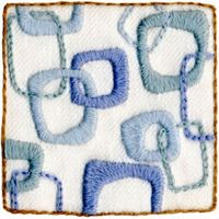 ♒ Enchanting Embroidery ♒ embroidered mod squares
