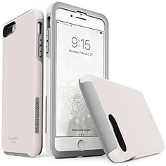 iPhone 7 Plus case, TEAM LUXURY [Clarity Series] Ultra Defender TPU + PC Shock Absorbent Slim-fit Premium Protective Case - for Apple iPhone 7 Plus (Ashes of Roses/ Gray)  http://topcellulardeals.com/product/iphone-7-plus-case-team-luxury-clarity-series-ultra-defender-tpu-pc-shock-absorbent-slim-fit-premium-protective-case-for-apple-iphone-7-plus/?attribute_pa_color=ashes-of-roses-gray  Compatible with **iPhone 7 Plus** [Clarity Series]: Provides extremely durable protection