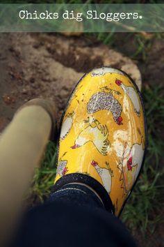 Yup. Chicks Dig Sloggers!