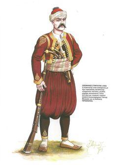 Ottoman Soldier (1822)