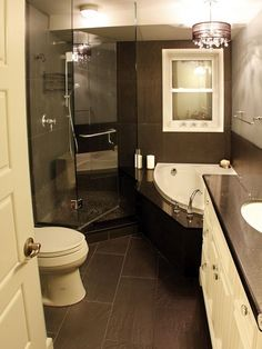 Modern Compact Bathroom Designs and Ideas