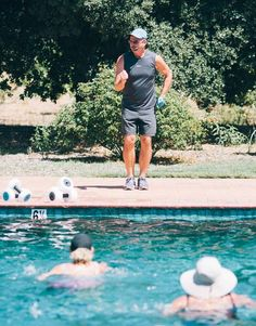 Water Week! Craig Stuart's hydro-fit classes will get you moving! http://hubs.ly/H0100890 #ranchfit #theoriginalhydrofit