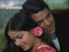 Pal Pal Dil Ke Paas - Dharmendra & Rakhi - Blackmail - Bollywood Evergreen Hits - Kishore Kumar