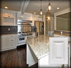 Charleston Antique White RTA Cabinets Our Charleston Antique White Cabinets  Provide A Look Of Elegance And