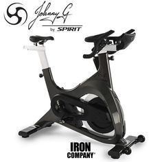 Behold the new Johnny G Spirit Bike with belt drive and magnetic resistance.