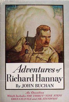 John Buchan's Richard Hannay stories