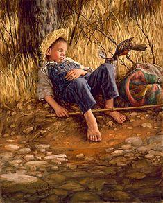 Artodyssey: Jim Daly ~~ Oklahoma - USA 1940