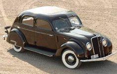 1935 Volvo PV 36 Carioca