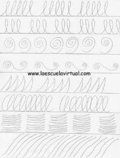 Practicas de iniciacion al dibujo el trazo ejercicios para soltar la mano como aprender a dibujar ejercicio para dibujar