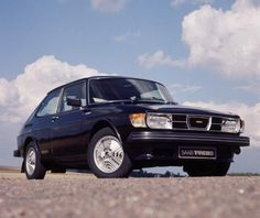 Saab 99 Turbo - I dig old Saabs. It's cool to be nerdy.