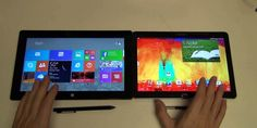 Which tablet should I get: the iPad Air or the Surface Pro 3 - Load the Game