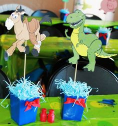 "Photo 2 of 15: Toy Story / Birthday ""Albie's 2nd Birthday""   Catch My Party"