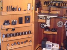 unimat lathe cabinets - Google Search