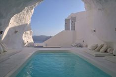 My top recommendations for best luxury hotel in Santorini. The Best Hotel of all places to stay in Santorini. Best Hotel in Santorini. Hotel Swimming Pool, Best Swimming, My Pool, Piscinas Gre, Best Vacation Destinations, Best Vacations, Vacation Wishes, Vacation Spots, Best Hotels In Santorini