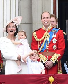 The Prince also said he feels there is just a 'smallish window' when people are interested in him before William's children, Prince George and Princess Charlotte, take over