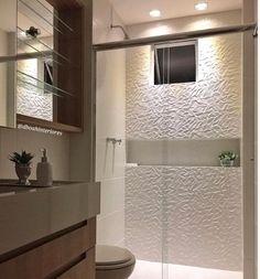 Likes, 40 Kommentare - Start Modern Bathroom Design, Bathroom Interior Design, Bath Design, Bathroom Renos, Small Bathroom, Master Bathroom, Plafond Design, Bath Tiles, Bathroom Inspiration