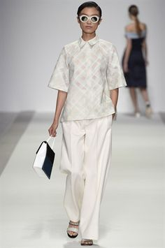 LFW Holly Fulton Spring / Summer 2015