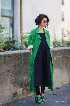 Уличная мода: Стиль Ясмин Севелл