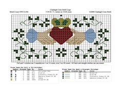 Thrilling Designing Your Own Cross Stitch Embroidery Patterns Ideas. Exhilarating Designing Your Own Cross Stitch Embroidery Patterns Ideas. Celtic Cross Stitch, Cross Stitch Heart, Cross Stitch Borders, Counted Cross Stitch Patterns, Cross Stitch Designs, Cross Stitching, Cross Stitch Embroidery, Wedding Cross Stitch Patterns, Celtic Patterns