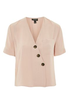 Discover the latest in women's fashion and new season trends at Topshop. Blusas Top, Sewing Blouses, Girl Trends, Smart Outfit, Professional Wardrobe, Linen Blouse, Blouse Designs, Shirt Blouses, Clothes For Women