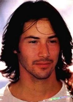 Keanu Reeves - one of the best looking men I've ever laid eyes on!