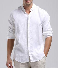 Mens Linen Shirt                                                                                                                                                                                 More
