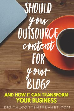 Do you outsource your blogging content? Outsourcing in the digital marketing world can be a very effective way of saving time and money giving you more time for promoting your blog posts through social media etc. #plr #blogging #contentcuration Outsourcing Jobs, Virtual Jobs, Creative Business, Business Ideas, Thing 1, Saving Time, Content Marketing Strategy, Work From Home Jobs, Management Tips