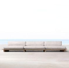 "135"" Maldives Sofa"