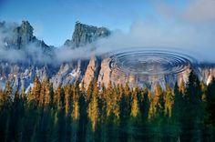 Lago di Carezza, Italia. Categoria Luoghi (Antonio Chiumenti/National Geographic Photo Contest)