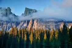 Lago di Carezza, Italia. Categoria Luoghi (Antonio Chiumenti/National Geographic Photo Contest)