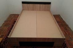 Cum să asamblezi un pat din PAL.