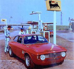 "theoldiebutgoodie: ""1965 Alfa Romeo GTA Bertone by Auto Clasico on Flickr. """