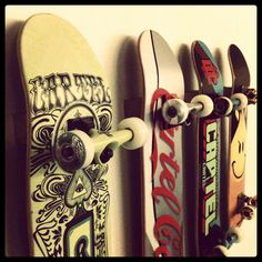hanging boards