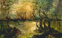 la palude (poesia dedicata alla notte) #palude #poesia