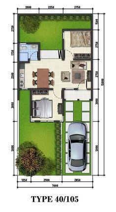 New House Design Duplex Architecture Ideas Model House Plan, My House Plans, House Layout Plans, Duplex House Plans, Small House Plans, House Layouts, House Floor Plans, Minimalist House Design, Small House Design