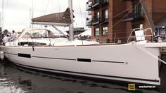 2017 Dufour 512 Grand Large Yacht - Deck and Interior Walkaround - 2016 ...