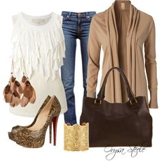 """""""Free Spirit"""" by orysa on Polyvore"""