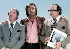 Morecambe and Wise with Des O'Connor