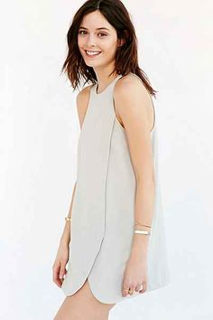 Cooperative Tulip Shift Dress - Urban Outfitters