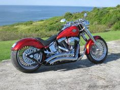 2004 Harley Davidson FLSTC