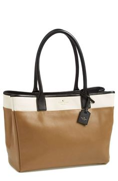 Kate Spade New York | 'branton square - healy' tote (Nordstrom Exclusive) #katespadenewyork #tote #bag