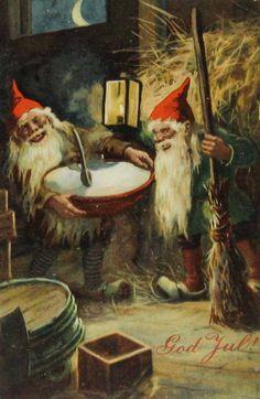 Julnisse/Gnomes